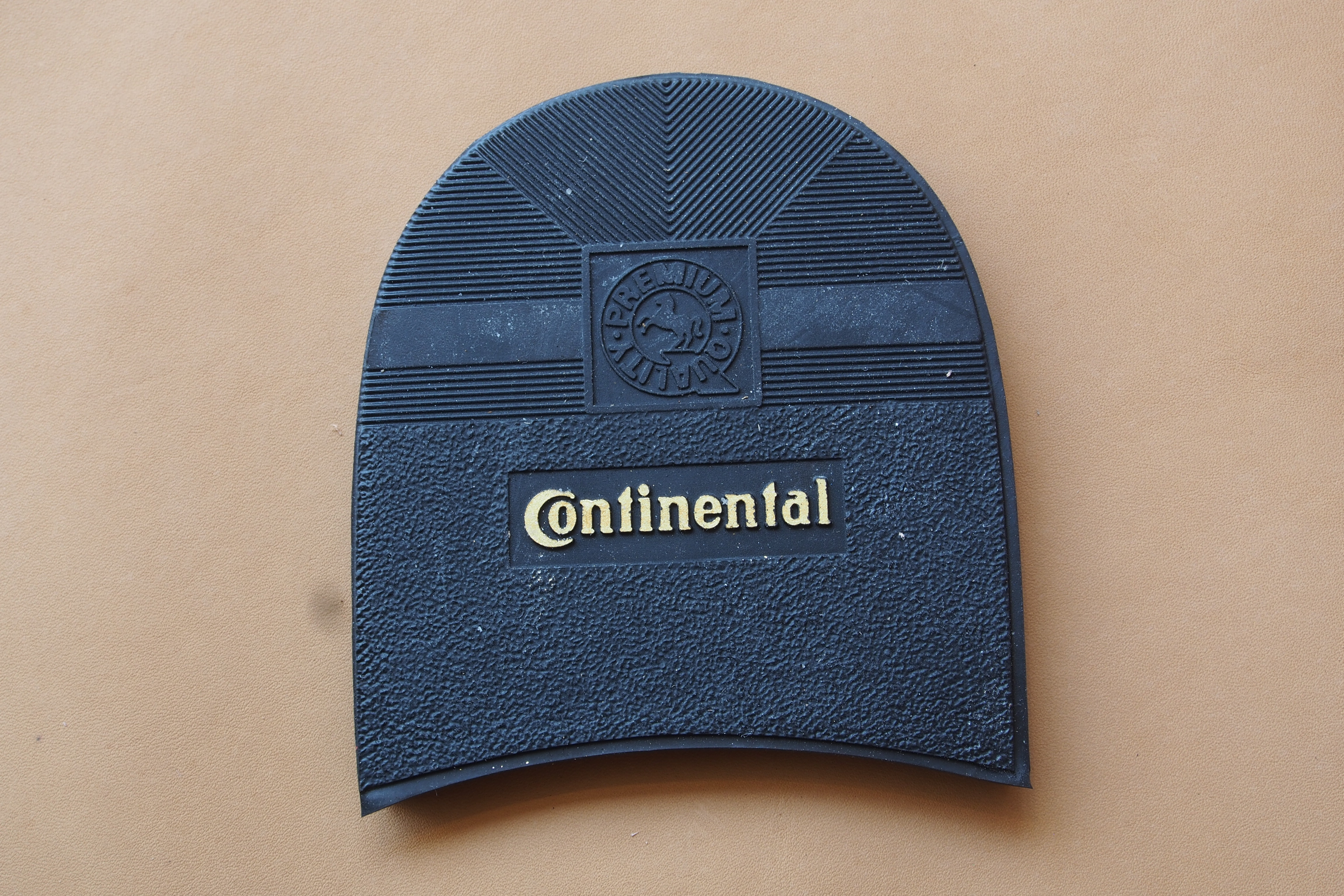 Continental heels